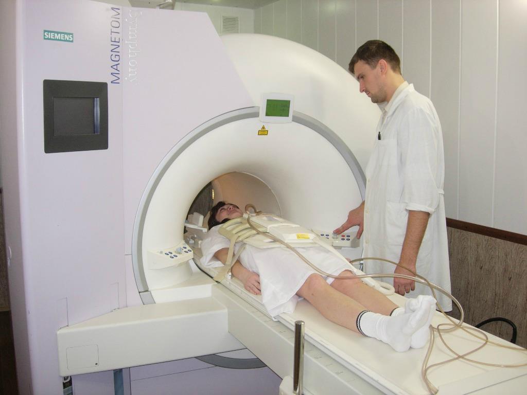 Процедура проведения МРТ головного мозга