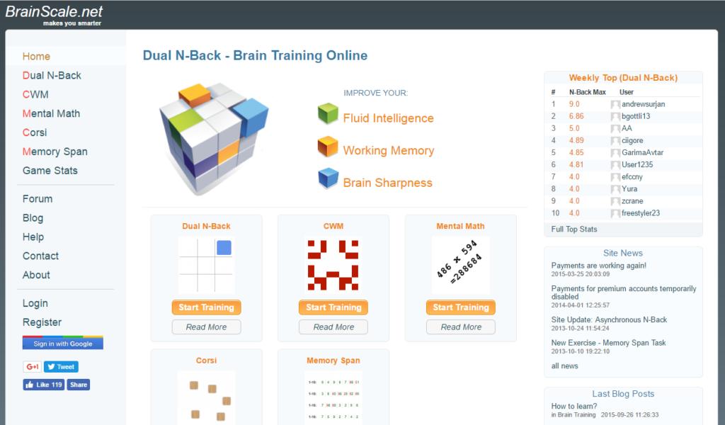 brainscale сайт и способ развития интеллекта