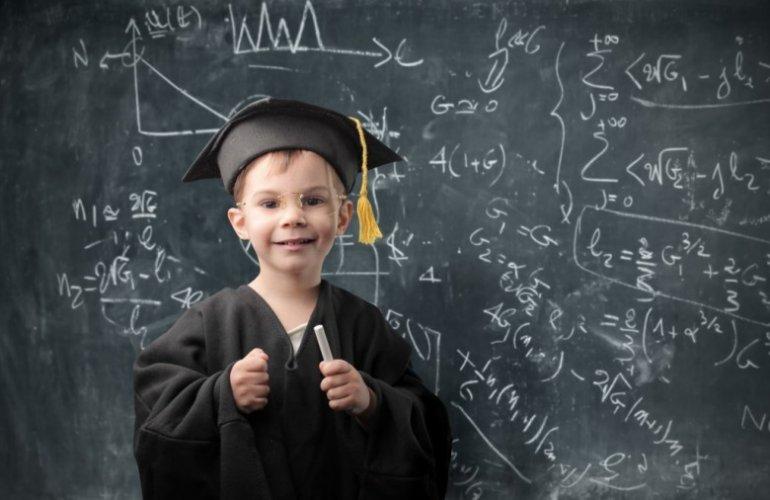 От чего зависят интеллектуальные способности детей