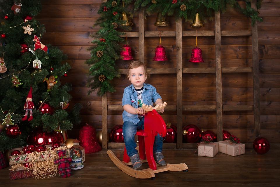 развивающие подарки ребенку на новый год