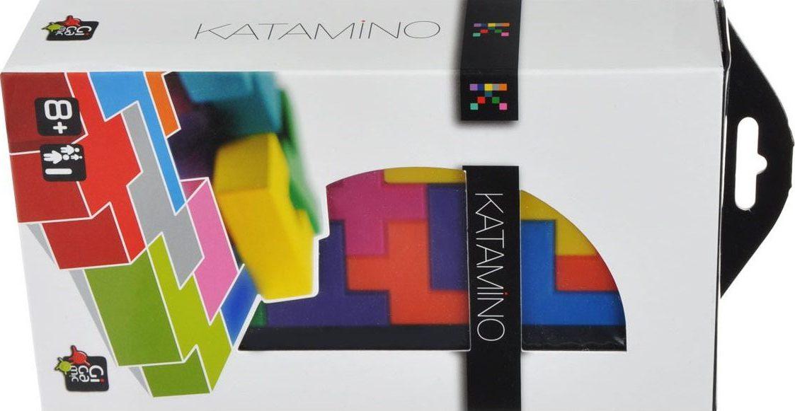 Катамино - аналог тетриса на развите пространственного мышления у детей от 3 лет